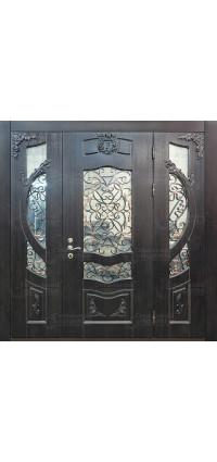 """Дверь с семейным гербом """"Г"""""""