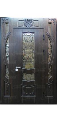 """Дверь с семейным гербом """"К"""""""